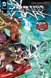 Justice League Dark (2011-) #18