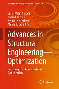 Advances in Structural Engineering   Optimization