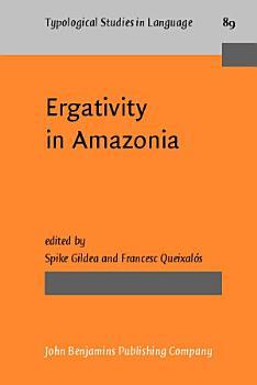 Ergativity in Amazonia PDF