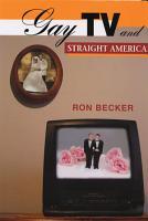 Gay TV and Straight America PDF