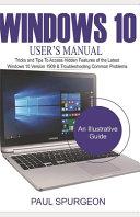 Windows 10 USER'S Manual
