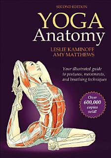 Yoga Anatomy Book