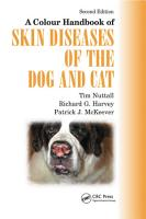 A Colour Handbook of Skin Diseases of the Dog and Cat UK Version  Second Edition PDF