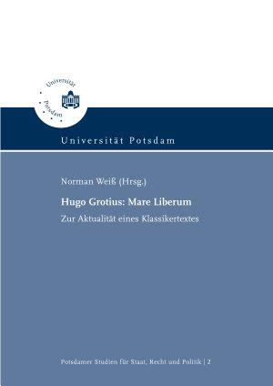 Hugo Grotius  Mare Liberum PDF