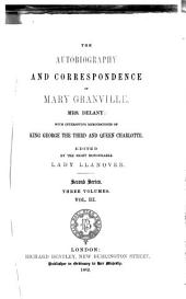 The Autobiography and Correspondence: With Interesting Reminiscences of King George the Third and Queen Charlotte, Volume 2, Issue 3