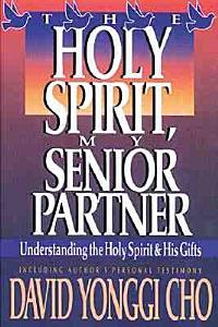 The Holy Spirit  My Senior Partner PDF