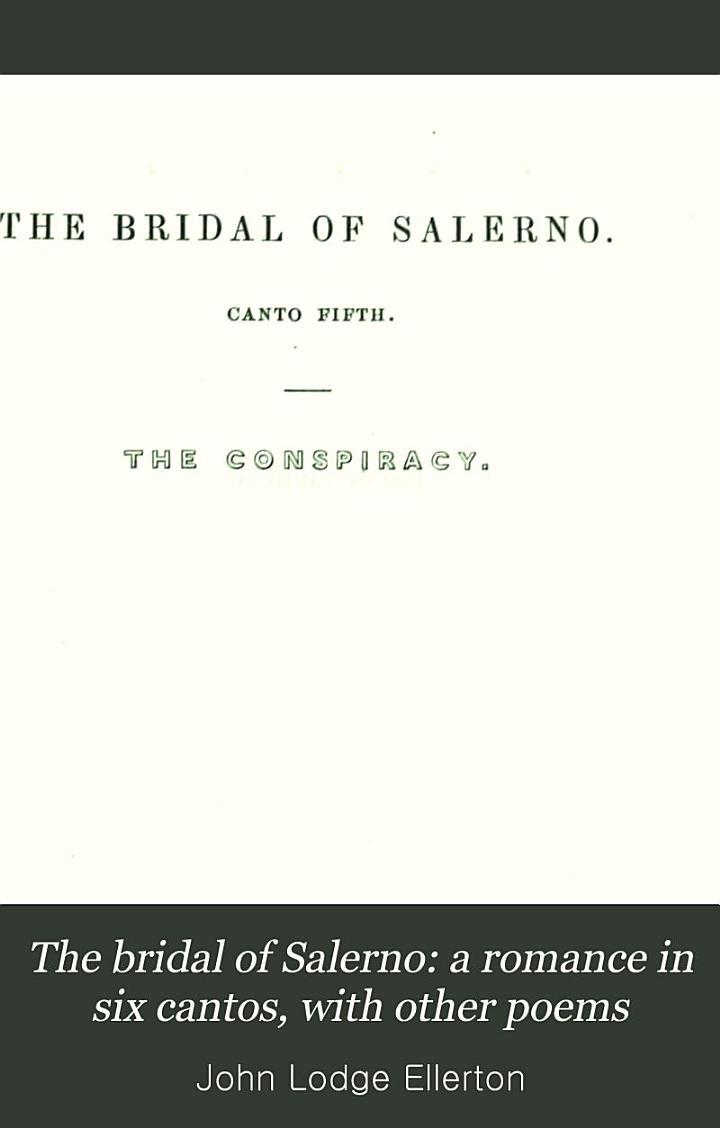 The Bridal of Salerno