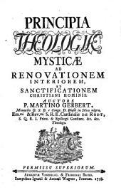 Mysticae Ad Renovationem Interiorem, Et Sanctificationem Christiani Hominis: 6