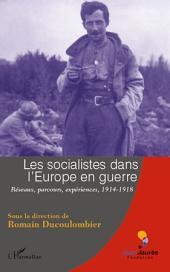 Les socialistes dans l'Europe en guerre