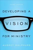 Developing a Vision for Ministry PDF