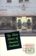 The Main Street of America Cookbook