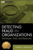 Detecting Fraud in Organizations PDF