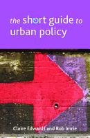 The Short Guide to Urban Policy PDF