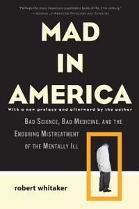 Mad in America Book