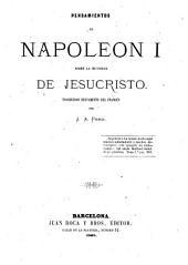 Pensamientos de Napoleon I sobre la divinidad de Jesucristo