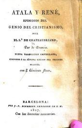 """Atala y René. Episodios del """"Genio del Cristianismo"""" ... Nueva traducción castellana conforme á la séptima edición del original francés. Con 2 láminas finas: Página 248"""