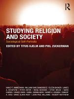 Studying Religion and Society PDF