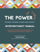 The Power of Three Interventionist Manual