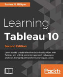 Learning Tableau 10 - Second Edition