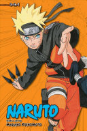Naruto  3 in 1 Edition   Vol  10