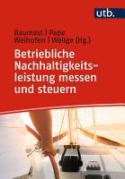 Betriebliche Nachhaltigkeitsleistung messen und steuern PDF
