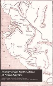 History of the Pacific States of North America: Mexico. 1883-88