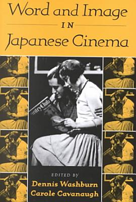 Word and Image in Japanese Cinema PDF