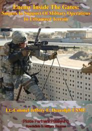 Enemy Inside The Gates: Snipers In Support Of Military Operations In Urbanized Terrain