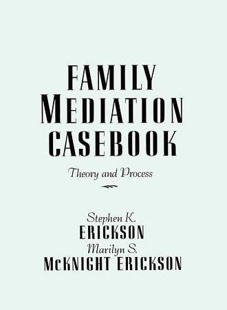 Family Mediation Casebook PDF