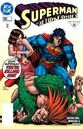 Action Comics (1938-) #724