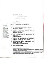 Los Angeles Business   Economics PDF
