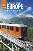 The Rough Guide to Europe on a Budget  Travel Guide eBook  PDF