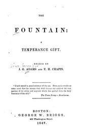 The Fountain: A Temperance Gift