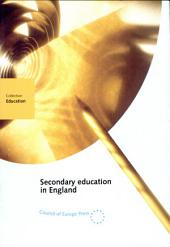 Secondary Education in England