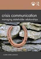 Crisis Communication PDF