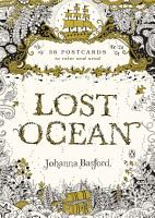 Lost Ocean  36 Postcards to Color and Send PDF