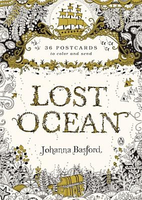 Lost Ocean  36 Postcards to Color and Send