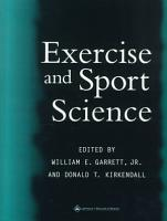 Exercise and Sport Science PDF