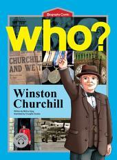 세계 위인전 Who? 15권 Winston Churchill