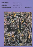 Reframing Abstract Expressionism PDF