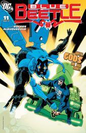 Blue Beetle (2006-) #11