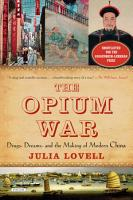 The Opium War PDF