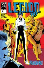 L.E.G.I.O.N. (1989-) #9