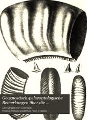Geonostisch-paleontologische Bemerkungen über die Halbinsel Mangischlak und die Aleutischen Inseln
