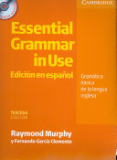 Essential Grammar in Use Spanish Edition Without Answers with CD ROM PDF
