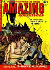 Amazing Adventures, Volume 6, Space Pirates of Xarpot