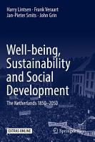 Well being  Sustainability and Social Development PDF