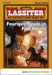 Lassiter - Folge 2246: Feuriges Finale in Five Points