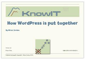How WordPress is put together PDF