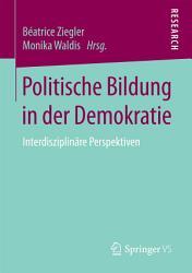 Bildung Moral Demokratie